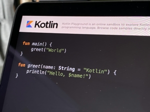 kotlin app development